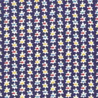 Good Times Navy 21774 15 Patchwork & Quilting Fabric