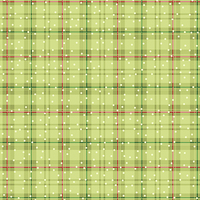 Better Not Pout Winter Plaid Olive Fabric (Price is per 0.25m) 91167546