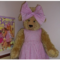 Annie Teddy Bear Making Pattern
