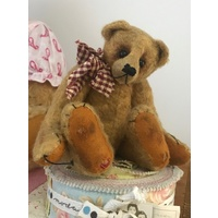 Harry Teddy Bear Making Pattern