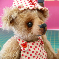 Jimmy Teddy Bear Making Pattern