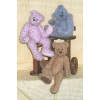 Ryan Teddy Bear Making Pattern