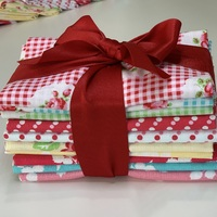 Janey 10 X 1/4m Fabric Bundle
